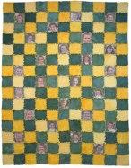 Cheer Flannel Rag Edge Photo Quilt