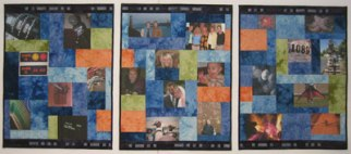 Cotton Photo Quilt